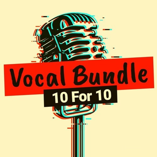 Vocal Bundle 10 For 10 WAV MIDI