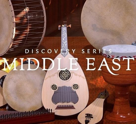 NI Discovery Series: Middle East v1.1 KONTAKT