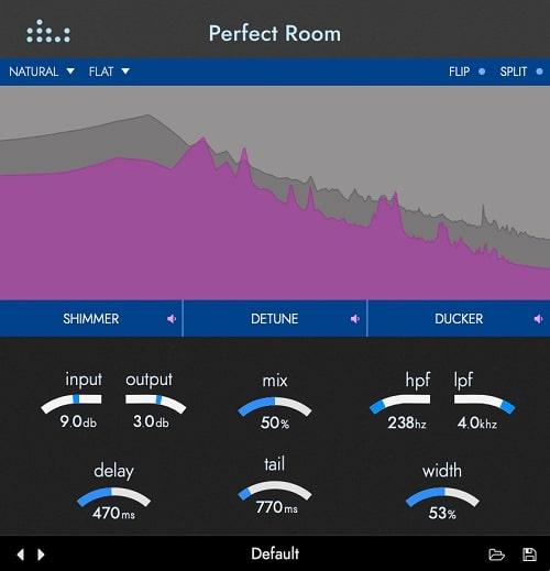Denise Audio Perfect Room v1.2.1 VST VST3 AU AAX
