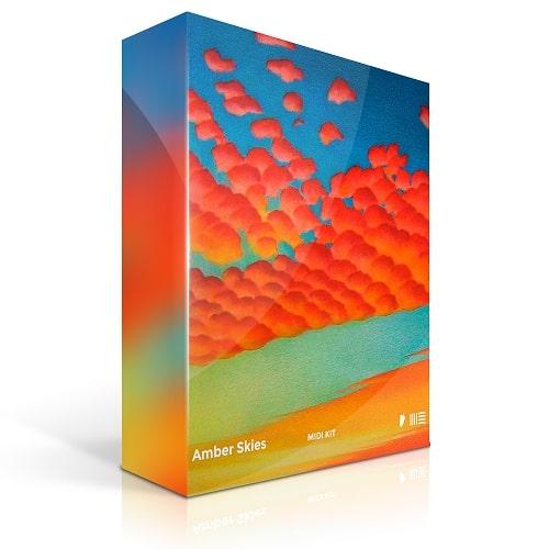 Producerstandard BASED1 – Amber Skies (Midi Kit)