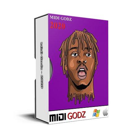 Midi Godz Juice WRLD Type (MIDI Kit)
