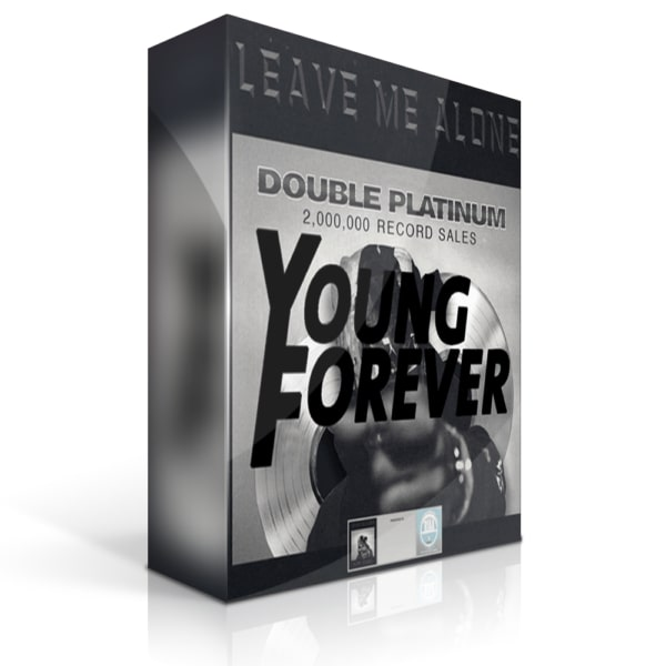 Young Forever Leave Me Alone (Drum Kit) WAV
