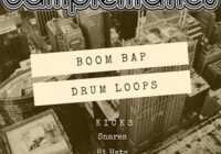 Samplematics Boom Bap Drum Loops WAV