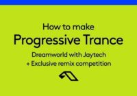 Sonic Academy How To Make Progressive Trance Dreamworld with Jaytech TUTORIAL