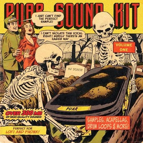 Puar Sound Kit Vol.1 WAV
