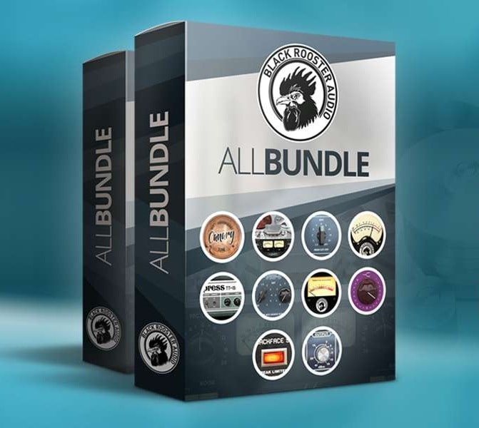 Black Rooster Audio The ALL Bundle 2.5.5 VST AU AAX