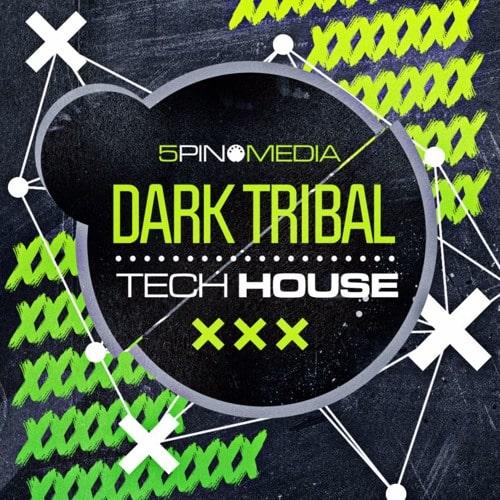 Dark Tribal Tech House Sample Pack WAV MIDI
