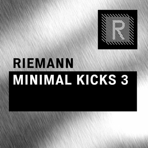 Riemann Kollektion Riemann Minimal Kicks 3 WAV