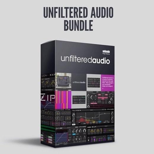 Unfiltered Audio Plugins Bundle 2021 [WIN & MACOSX]