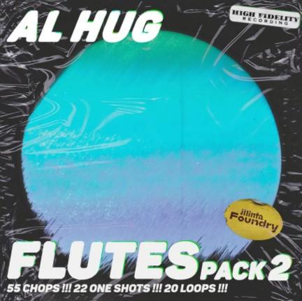 Minta Foundry Al Hug Flutes Pack Volume 2 WAV