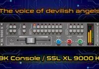 AlexB 9K Console (SSL XL 9000K) Nebula 4 Library (Skin Included)