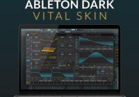 Echo Sound Works Ableton Dark Skin For VITAL