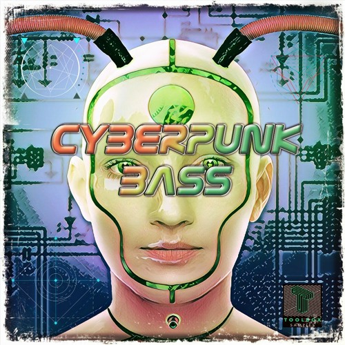 Toolbox Samples Cyberpunk Bass WAV