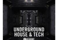 Toolroom Underground House & Tech Vol. 3 WAV