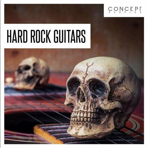 Concept Samples Hard Rock Guitars WAV