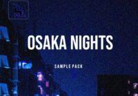 """Osaka Nights"" Sample Pack by Jordon Lumley WAV"