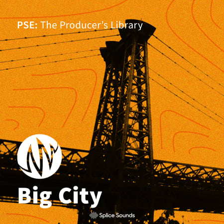 PSE The Producer's Library Big City WAV