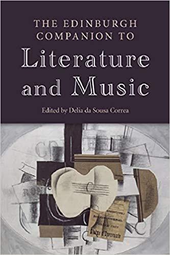 The Edinburgh Companion to Literature & Music PDF
