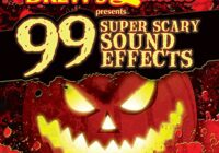 The Hit Crew Drew's Famous 99 Super Scary Sound Effects WAV