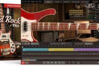 Toontrack Hard Rock EBX v1.0.0 SOUNDBANK